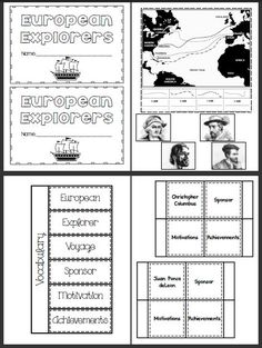 1000+ images about 4th Grade Social Studies on Pinterest