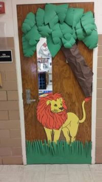 Sea Themed Door | Classroom Ocean Theme | Pinterest ...