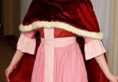 Belle Winter Dress Cape From Disneys Beauty And The Beast By Tr