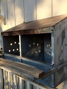 Galvanized and Metal Decor  Farmhouse Friday 18  Be