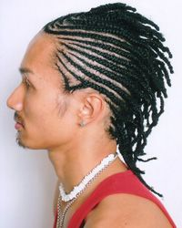 Braids Styles For Men With Short Hair Style Cream And Short