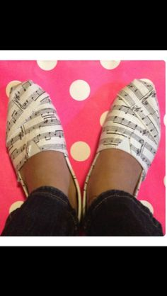 music notes toms
