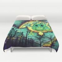 Wild Star Home Duvet Cover Set, Queen Size, The Spell ...