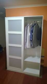 Picture of Ikea Kvikne wardrobe  BEDROOM  Pinterest
