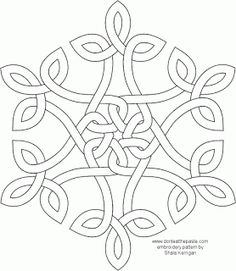Don't Eat the Paste: Hamsa Coloring Page and Embroidery