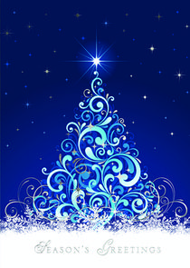 1000 Images About Holiday Cards Stars On Pinterest