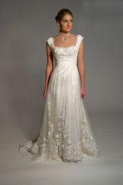western style wedding gowns