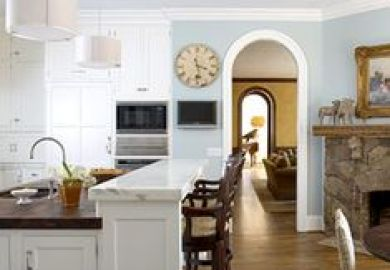 Open Kitchen Layouts Better Homes And Gardens