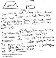 1000+ images about 3rd Grade Math Journal Gallery on
