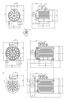 AC Split-Phase Induction Motor ~ Electrical Engineering