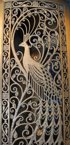 1000 Images About Metal Works Of Art Gates Doors On