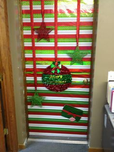 1000 Images About Christmas Door Decorating Contest On