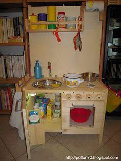 Cucina Giocattolo Lidl Misure
