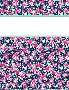 Lilly Pulitzer Wallpaper Fall 1000 Images About Binder Covers On Pinterest Binder