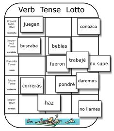 1000+ images about Spanish Class Activities on Pinterest