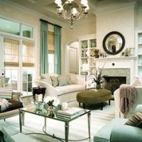 1000+ images about Living room SEA FOAM BLUE on Pinterest ...