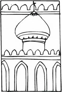 TONS of #Ramadan coloring sheets! :D http://www.oncoloring