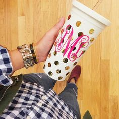 Image Result For Kate Spade Tumbler Cup