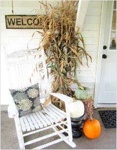 Porches Front Porches And Primitives On Pinterest