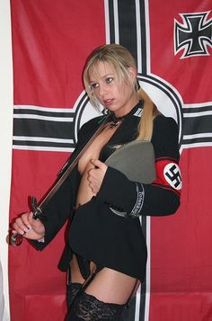 Image result for neo nazi women