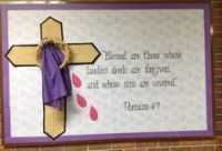 Lent door decorations | My Students Masterpieces ...