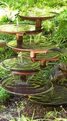 15 Brilliant Diy Water Fountain Ideas For Your Gardens Gardens
