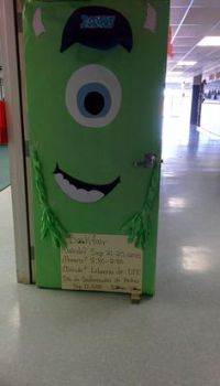 1000+ ideas about Monsters Inc Decorations on Pinterest ...