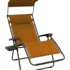 Xl Padded Zero Gravity Chair With Canopy How To Upholster A Costco | Pinterest