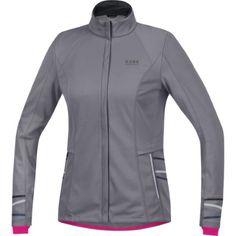 wiggle com au gore running wear mythos windstopper jacket womens