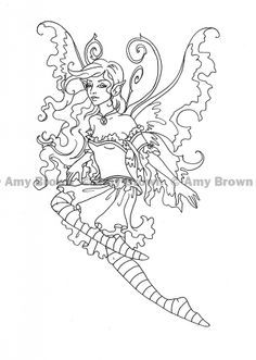 Printable Coloring Page, Dragonfly and Butterfly Coloring