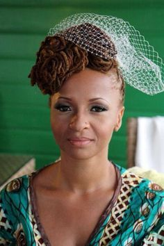 1000 Images About Loc Updos For Weddings On Pinterest