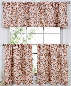Kitchen Decor Ideas Curtains Cafe