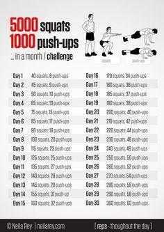 Batman 30-Day Challenge Workout 100 no-equipment workouts
