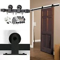 Wiorksavers Decorative Sliding Door Hardware - Barn Door ...