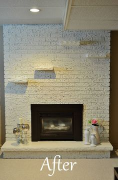 1000 images about Refurbish fireplace on Pinterest