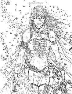 Grimm Fairy Tales Wonderland #35 pencil by Vinz-el-Tabanas
