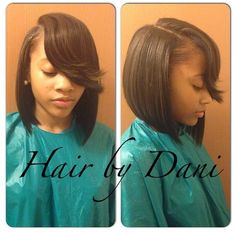 Blonde & Black Sew In Bob Bob Life Pinterest Stylists Bobs
