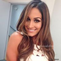 Nikki bella hair   Hair and makeup   Pinterest   Nikki ...