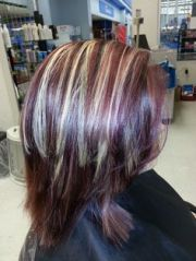 gorgeous tricolor highlight lowlight