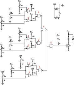 Electronic Component Schematic Symbols. Input jacks
