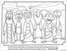 Minor Prophets Coloring Page Coloring Pages