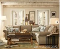 1000+ images about living room on Pinterest   Wingback ...