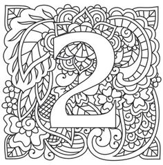 Free coloring page coloring-adult-zentangle-simple-by