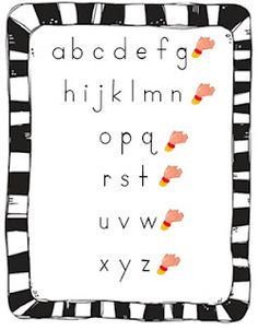 The Open Court Reading Sound Spelling Card Alphabet Chant