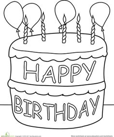 1000+ images about Birthdays-Pre K on Pinterest