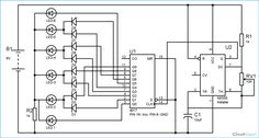 Electronic circuit, LED and Music on Pinterest