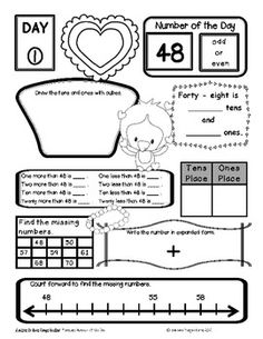 1000+ images about 1st grade- Calendar Math on Pinterest