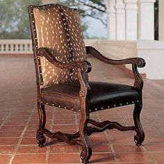 ab rocker chair amazon covers and bows deer $1,995 axis skin chair. one of a kind! | furniture pinterest chairs