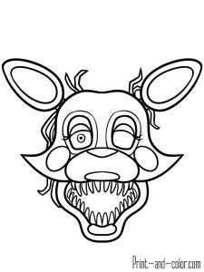 how to draw freddy fazbear, five nights at freddys step 25
