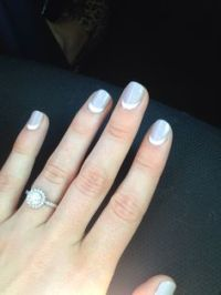1000+ ideas about Reverse French Manicure on Pinterest ...